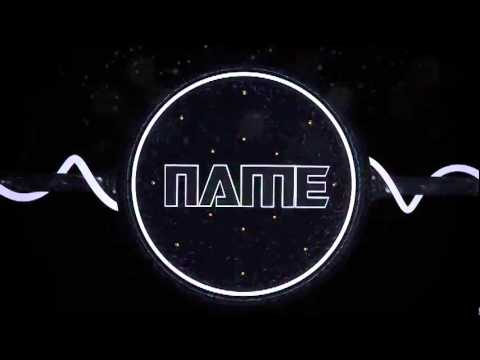 FREE CINEMA 4D INTRO TEMPLATE (.c4d file) - YouTube