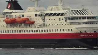 Hurtigruten - MS Polarlys - Hammerfest