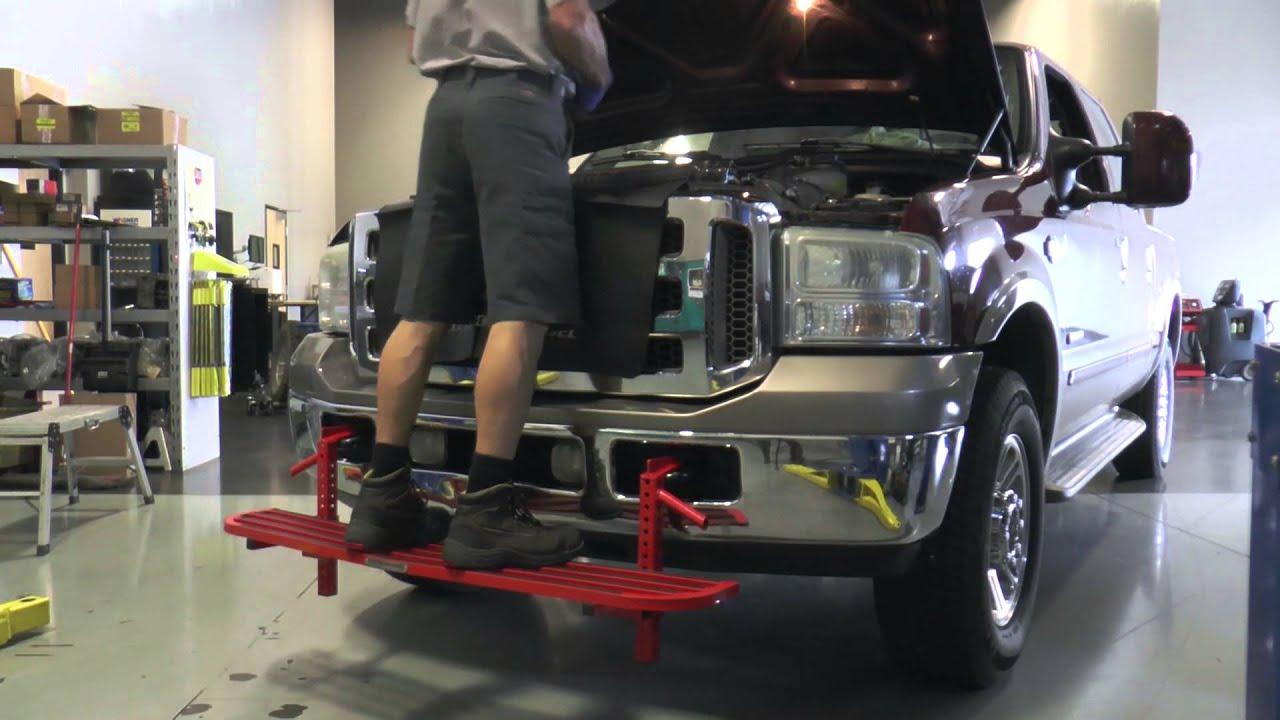 Bullet Proof Diesel Tech Step Youtube
