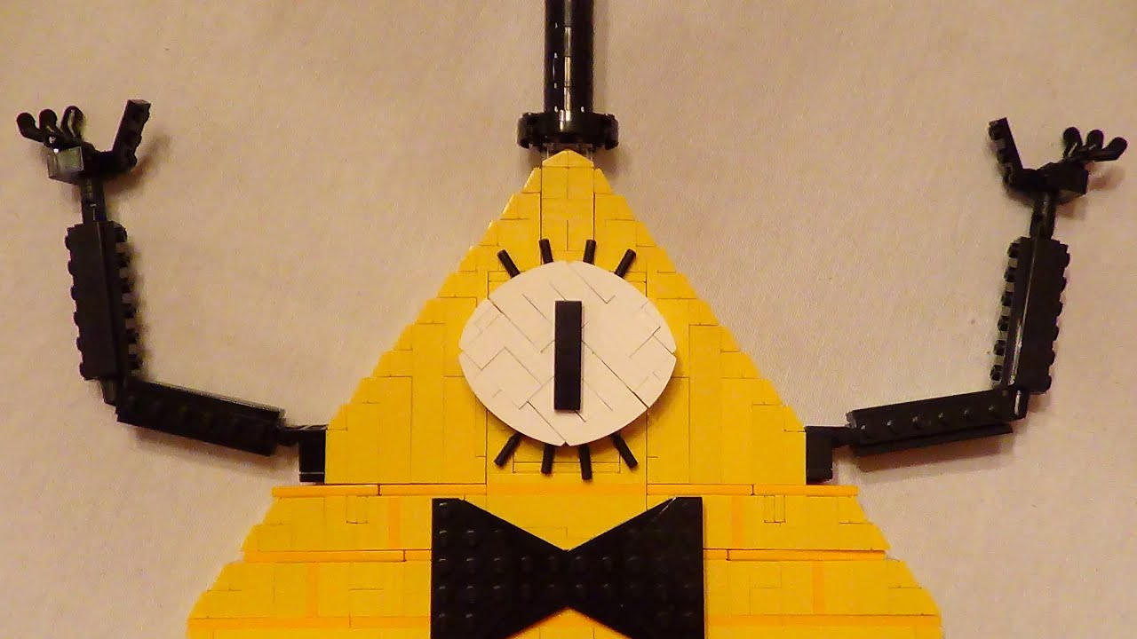 Gravity Falls Wallpaper Bill Lego Bill Cipher Youtube