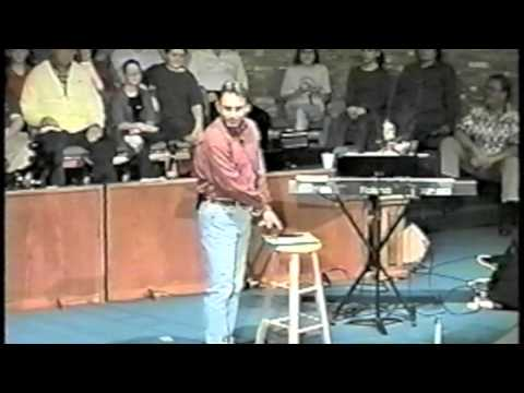 Bruce Marchiano Evening Service, Part One