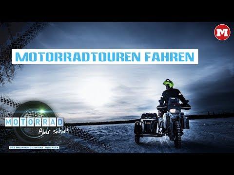Motorradtouren fahren – Motorrad: Aber sicher! – Das Magazin