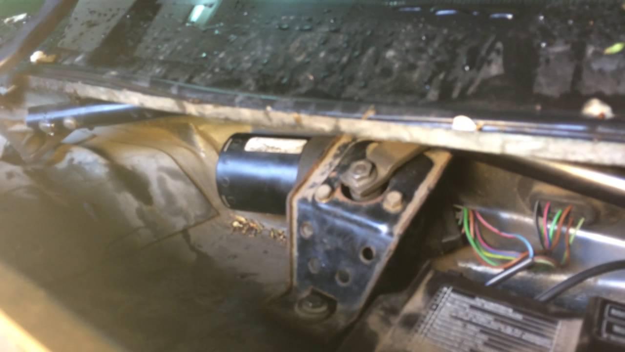 моторчик для дворников на audi 80б3