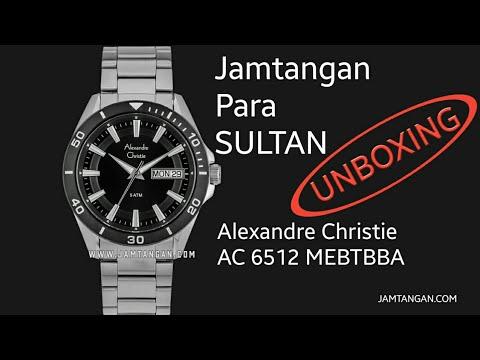 UNBOXING Jam Tangan-Alexandre Christie||Dari Situs Para Sultan
