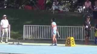 2016年愛知県高等学校新人体育大会東三河地区予選会 男子4x400mR決勝