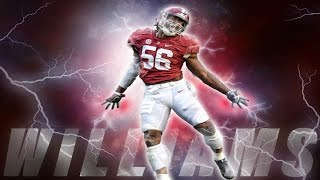 "Tim Williams || Alabama Highlights || 2017 NFL Draft || ""Welcome To Baltimore"" 