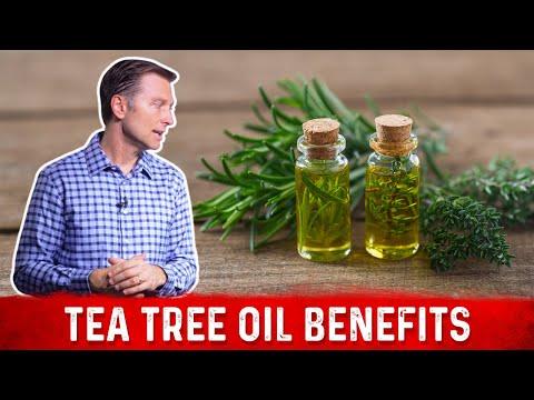 Tea Tree Oil Benefits (1 Minute Video)