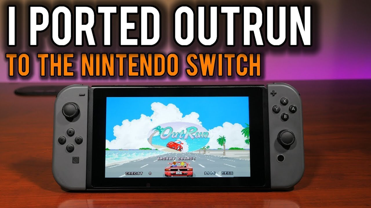 I ported Outrun to the Nintendo Switch - Switch RCM Method and Homebrew Dev  Setup Guide | MVG