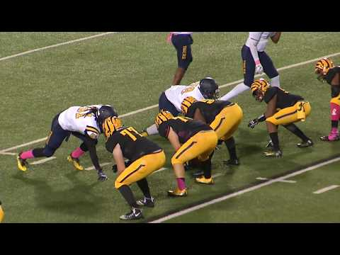 Cleveland Heights Tigers Football vs. Warrensville Heights