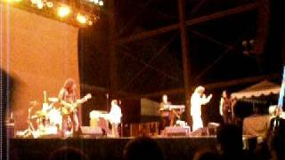 starship - we built this city (live, in the rain)