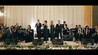 Panah Asmara - Afgan cover by TRULY ENTERTAINMENT wedding band jakarta
