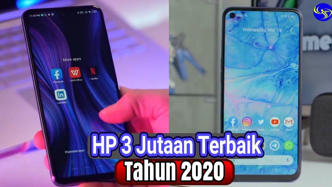 5 HP 3 Jutaan Terbaik Tahun 2020