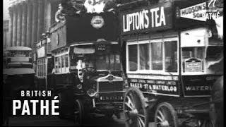 Bus Centenary (1920-1929)