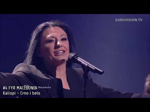 Eurovision 2009-2017 | MY TOP 10 each year