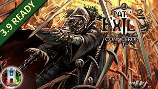 Path of Exile 3.9 - Animate Weapon and Animate Guardian Build - Ascendant Scion - Metamorph PoE 2019