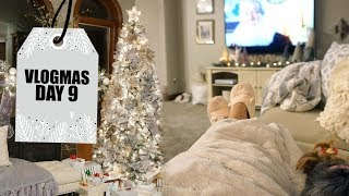 Cozy Night, GIVEAWAYS, Taking Our Kitchen Apart ❄ Vlogmas Day 9 | The Dulaks