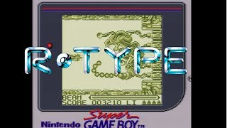 R-Type Game Boy Review
