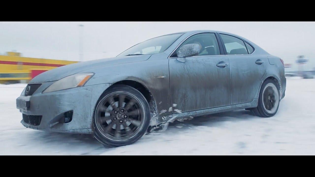 Неубиваемый Lexus IS250 с пробегом 158 тысяч км