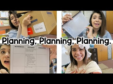 End of the Year Planning