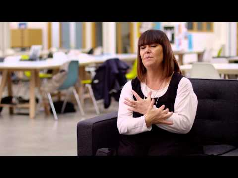 Dawn French Interview 2/3