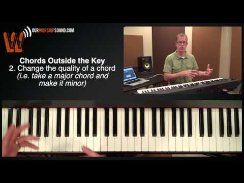 Chords Outside the Key