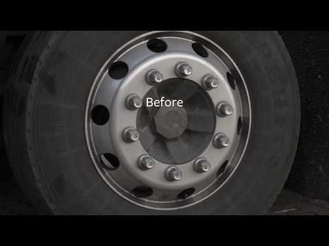 How to clean Dura-Bright® Alcoa Wheels