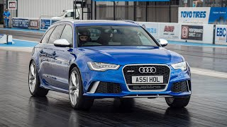 RACING SUPERCARS IN MY 700BHP AUDI RS6!