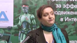 Интервью с Анной Головизниной-Сыринской на IMDays 2013