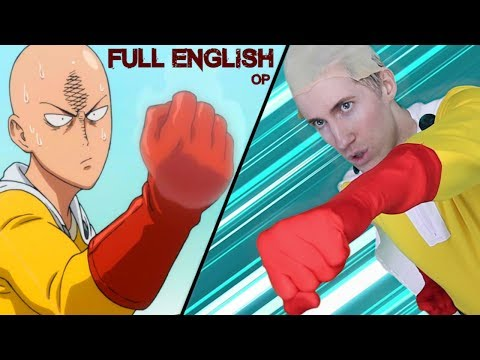 One Punch Man - FULL ENGLISH OPENING ワンパンマン (The Hero - Jam Project) A Capella Cover I Social Repose