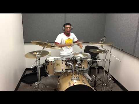 Hosanna-Kirk Franklin (Drum Cover)