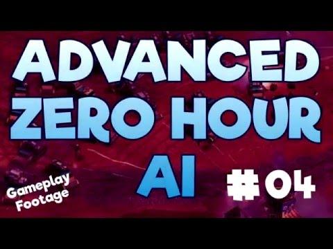 ZH - Generals Zero Hour Advanced AI Mod #04 - 1v3