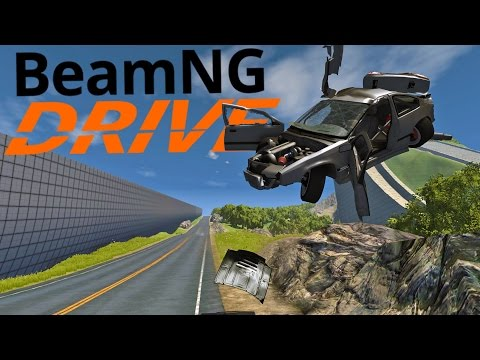 BeamNG Drive Mods Gameplay