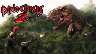 ألعاب الطيبين | أرعب لعبة دايناصورات! Dino Crisis 2