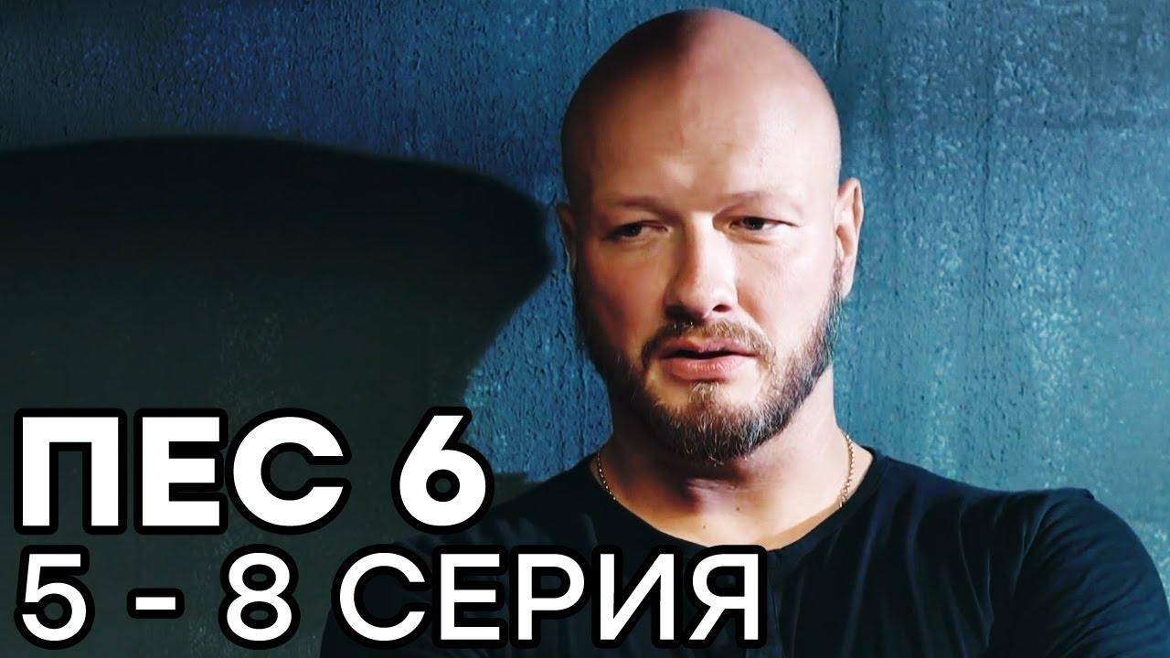 Сериал ПЕС 6 СЕЗОН - 5 - 8 серия - ВСЕ СЕРИИ ПОДРЯД | СЕРИАЛЫ ICTV