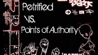 Linkin Park vs. Fort Minor - Petrified / Points of Authority Remix (Mash-up) []Remake[]