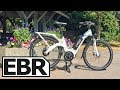 EVELO Aurora Video Review - $3k Sturdy Step-Thru, Powerful Mid-Drive Ebike with Throttle