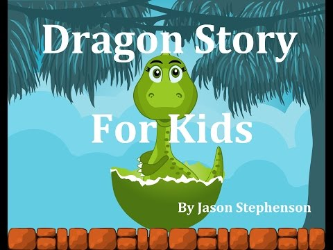 Dragon Story time Meditation for Kids & tots (Sleep or rest time out)