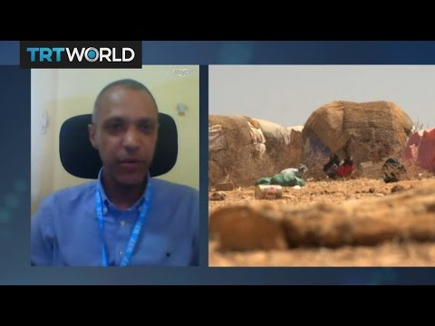 Somalia Famine: Interview with WFP's Laurent Bukera
