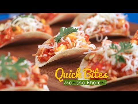 Quick Bites - Quick & Easy Party Starter Snack Bites - Indian  Appetizer Idea