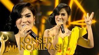 Iis Dahlia - Cinta Apalah Apalah [Konser Nominasi AMI] [22 September 2016]
