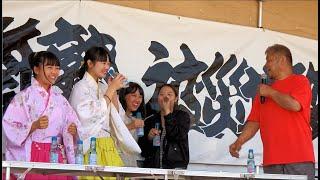 2019年5月19日(日)令和元年の二回目。鹿嶋市ご当地アイドル『かしま未来...