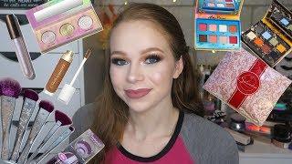 Huge Makeup Haul | Ulta, Klarity, Sydney Grace & PR