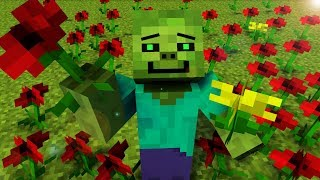 Zombie Life 1-2  - Minecraft animation