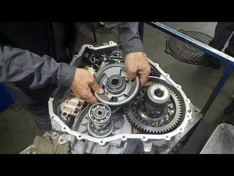 Ремонт редуктора Lincoln MKZ Hybrid, Ford Fusion/Mondeo Hybrid