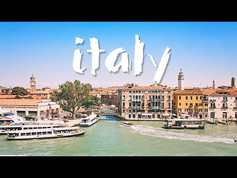 ITALY: Top 10 Places YOU CAN