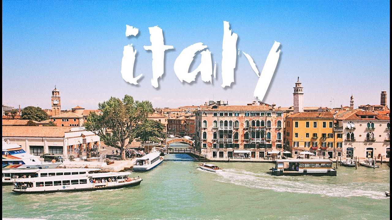 ITALY: 10 PLACES YOU CAN'T MISS! | Travel Guide