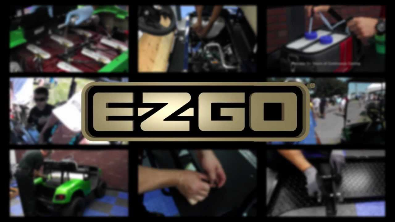 E-z-go Golf Cart Serial Number Overview