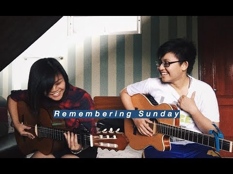 Remembering Sunday by All Time Low (cover) || Kiel & Bianca
