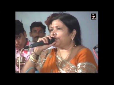 Kirtidan Gadhavi And Damayanti Bardai Jugalbandhi At Mangaldham Bhaguda Dayro Program