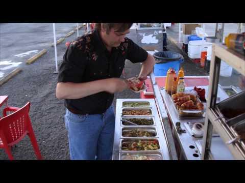 Hermosillo /Sonoran Street Food Hot Dog